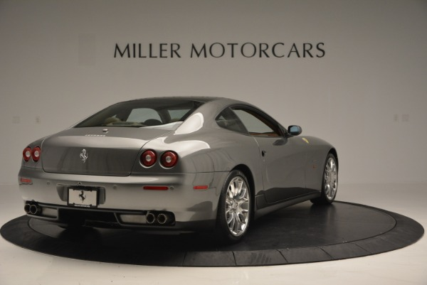 Used 2009 Ferrari 612 Scaglietti OTO for sale $145,900 at Maserati of Westport in Westport CT 06880 7