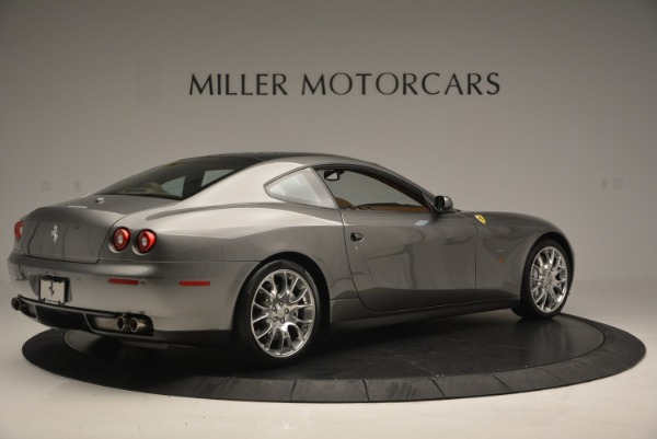 Used 2009 Ferrari 612 Scaglietti OTO for sale $145,900 at Maserati of Westport in Westport CT 06880 8