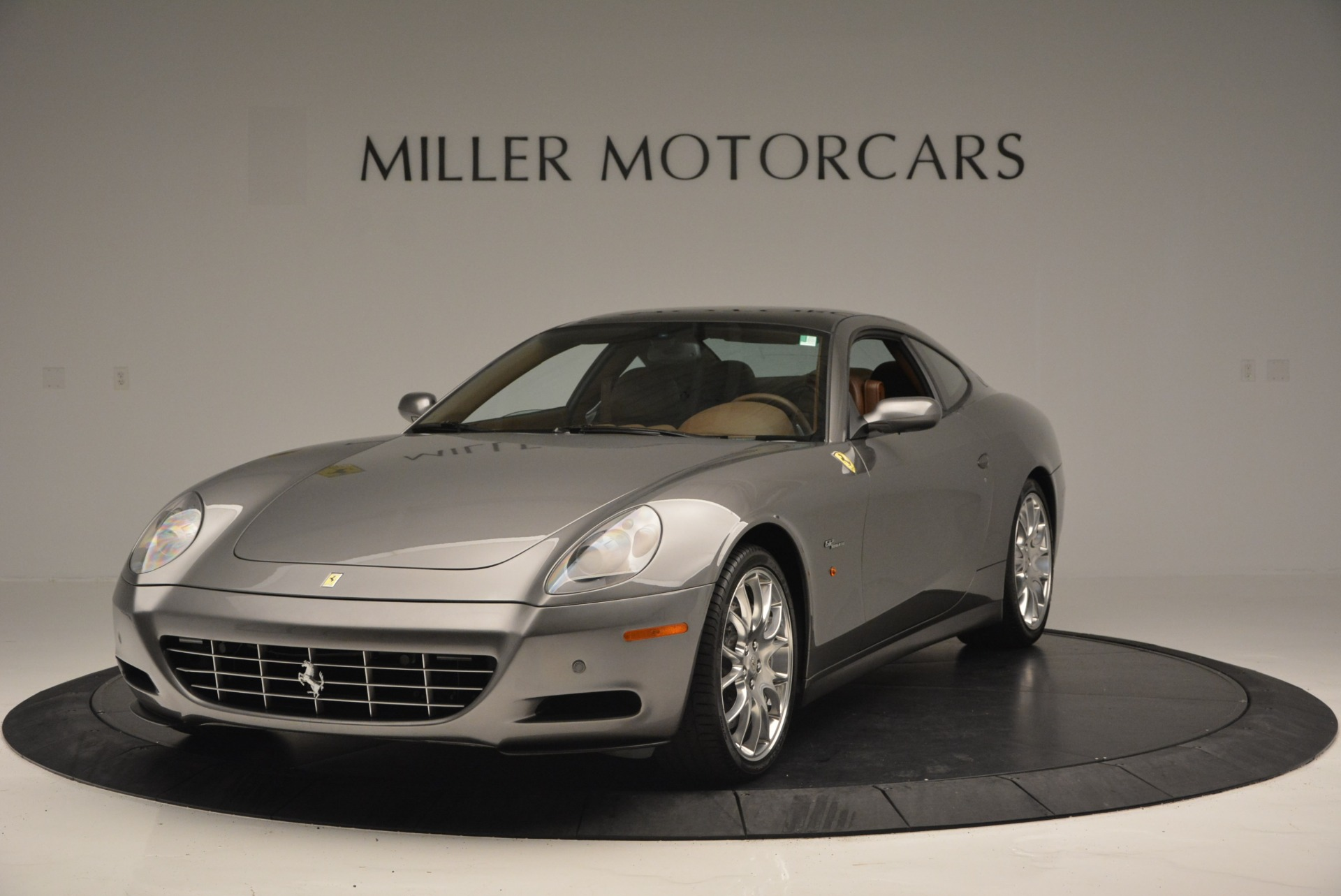 Used 2009 Ferrari 612 Scaglietti OTO for sale $145,900 at Maserati of Westport in Westport CT 06880 1