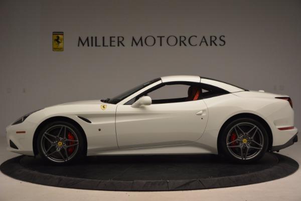 Used 2017 Ferrari California T for sale Sold at Maserati of Westport in Westport CT 06880 15