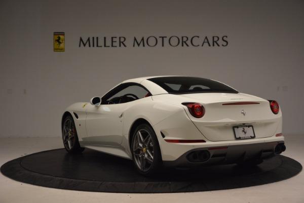 Used 2017 Ferrari California T for sale Sold at Maserati of Westport in Westport CT 06880 17