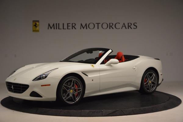 Used 2017 Ferrari California T for sale Sold at Maserati of Westport in Westport CT 06880 2