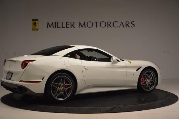 Used 2017 Ferrari California T for sale Sold at Maserati of Westport in Westport CT 06880 20