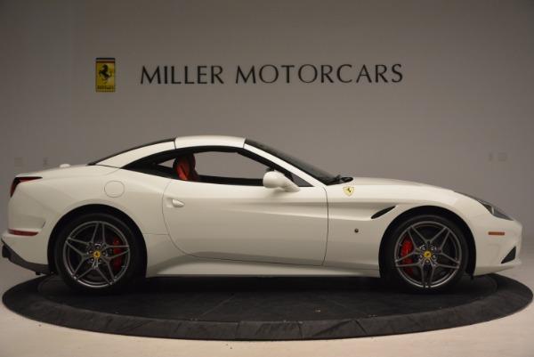 Used 2017 Ferrari California T for sale Sold at Maserati of Westport in Westport CT 06880 21