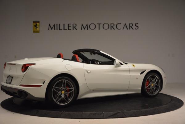 Used 2017 Ferrari California T for sale Sold at Maserati of Westport in Westport CT 06880 8