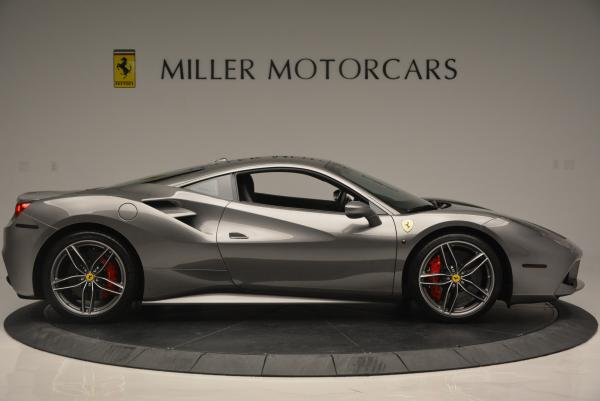 Used 2016 Ferrari 488 GTB for sale Sold at Maserati of Westport in Westport CT 06880 9