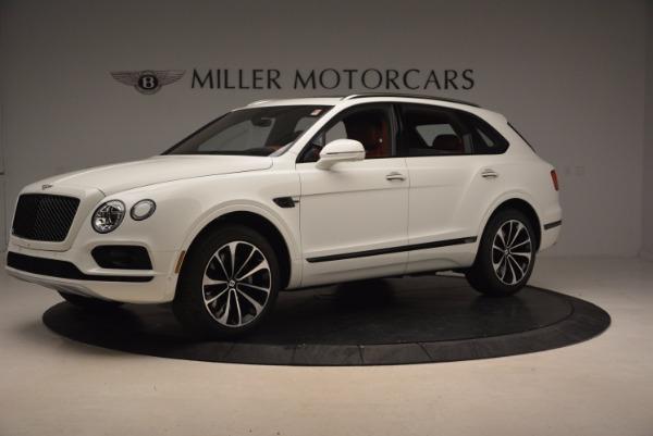 New 2018 Bentley Bentayga Onyx for sale Sold at Maserati of Westport in Westport CT 06880 2