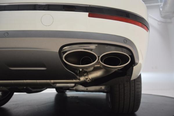 New 2018 Bentley Bentayga Onyx for sale Sold at Maserati of Westport in Westport CT 06880 21