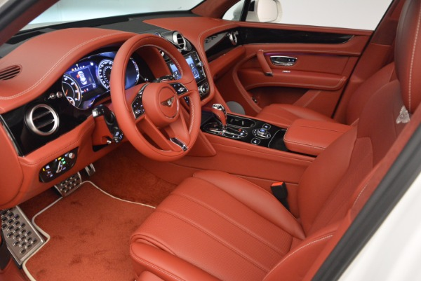 New 2018 Bentley Bentayga Onyx for sale Sold at Maserati of Westport in Westport CT 06880 26