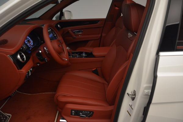 New 2018 Bentley Bentayga Onyx for sale Sold at Maserati of Westport in Westport CT 06880 27