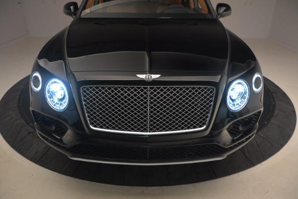 Used 2018 Bentley Bentayga Onyx Edition for sale $149,900 at Maserati of Westport in Westport CT 06880 16