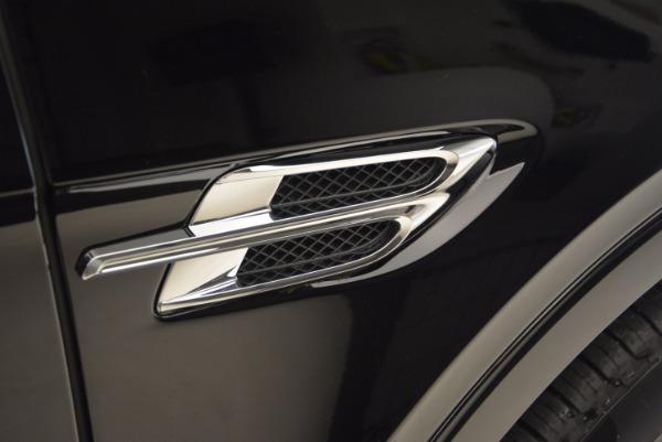 Used 2018 Bentley Bentayga Onyx Edition for sale $149,900 at Maserati of Westport in Westport CT 06880 20