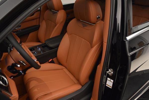 Used 2018 Bentley Bentayga Onyx Edition for sale $149,900 at Maserati of Westport in Westport CT 06880 23