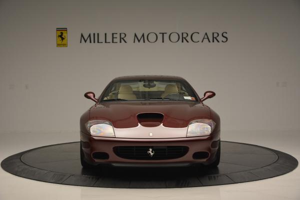 Used 2003 Ferrari 575M Maranello 6-Speed Manual for sale Sold at Maserati of Westport in Westport CT 06880 12