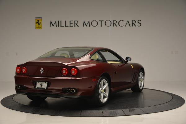 Used 2003 Ferrari 575M Maranello 6-Speed Manual for sale Sold at Maserati of Westport in Westport CT 06880 7