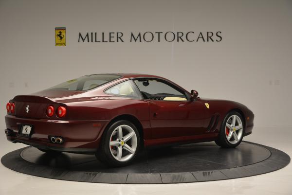 Used 2003 Ferrari 575M Maranello 6-Speed Manual for sale Sold at Maserati of Westport in Westport CT 06880 8