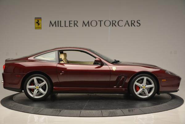 Used 2003 Ferrari 575M Maranello 6-Speed Manual for sale Sold at Maserati of Westport in Westport CT 06880 9