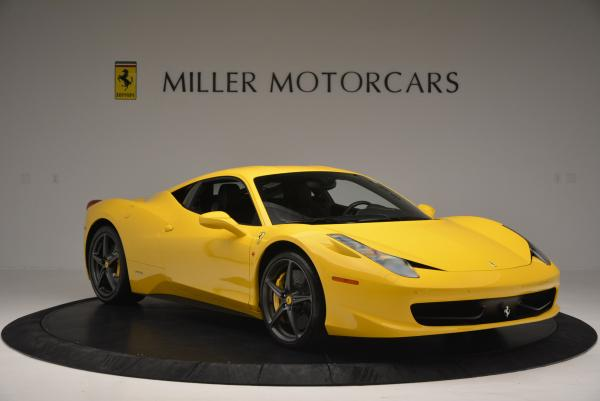 Used 2011 Ferrari 458 Italia for sale Sold at Maserati of Westport in Westport CT 06880 11