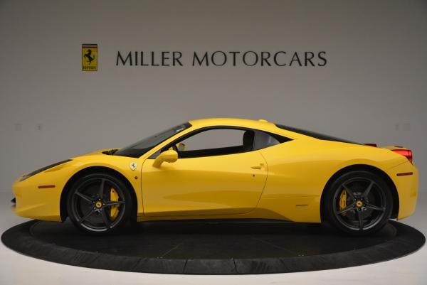 Used 2011 Ferrari 458 Italia for sale Sold at Maserati of Westport in Westport CT 06880 3