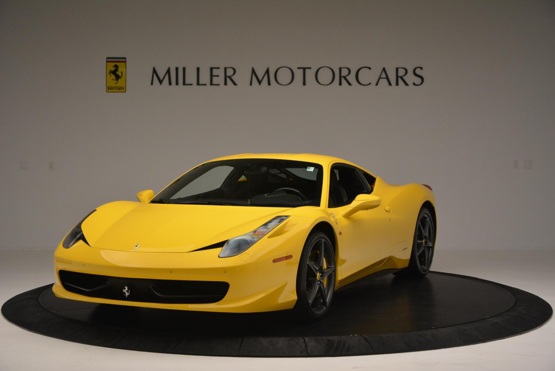 Used 2011 Ferrari 458 Italia for sale Sold at Maserati of Westport in Westport CT 06880 1