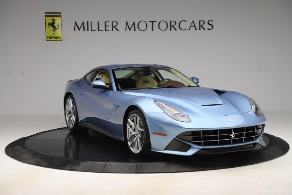 Used 2015 Ferrari F12 Berlinetta for sale Sold at Maserati of Westport in Westport CT 06880 11