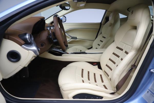 Used 2015 Ferrari F12 Berlinetta for sale Sold at Maserati of Westport in Westport CT 06880 14