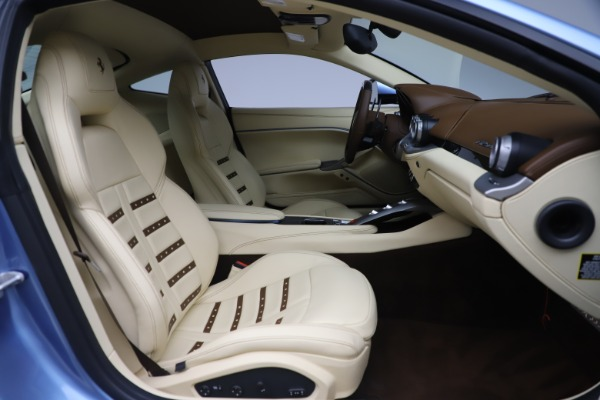 Used 2015 Ferrari F12 Berlinetta for sale Sold at Maserati of Westport in Westport CT 06880 17