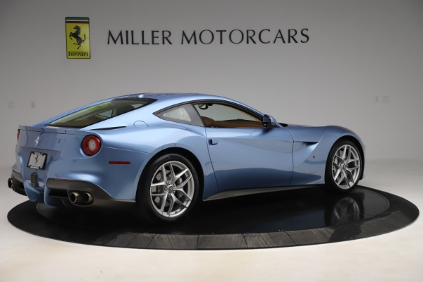Used 2015 Ferrari F12 Berlinetta for sale Sold at Maserati of Westport in Westport CT 06880 8