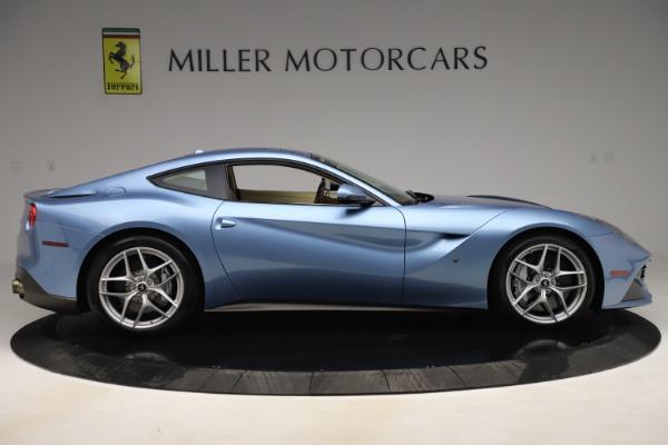 Used 2015 Ferrari F12 Berlinetta for sale Sold at Maserati of Westport in Westport CT 06880 9