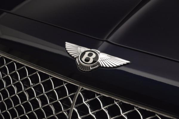 Used 2018 Bentley Bentayga W12 Signature for sale Sold at Maserati of Westport in Westport CT 06880 14