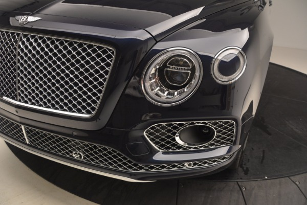 Used 2018 Bentley Bentayga W12 Signature for sale Sold at Maserati of Westport in Westport CT 06880 15