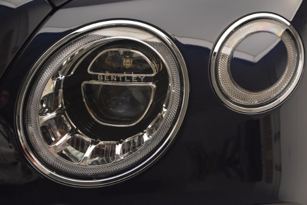 Used 2018 Bentley Bentayga W12 Signature for sale Sold at Maserati of Westport in Westport CT 06880 17