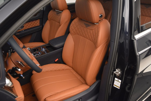 Used 2018 Bentley Bentayga W12 Signature for sale Sold at Maserati of Westport in Westport CT 06880 23
