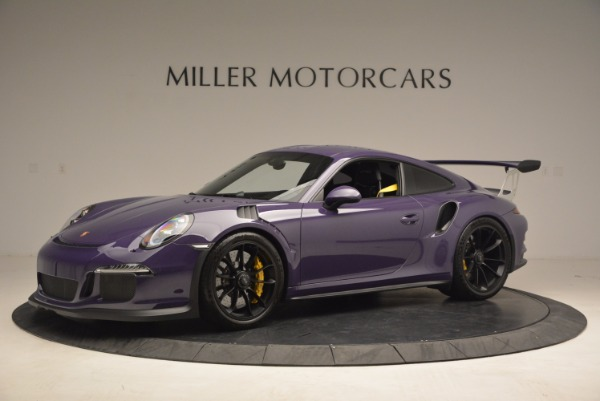 Used 2016 Porsche 911 GT3 RS for sale Sold at Maserati of Westport in Westport CT 06880 2