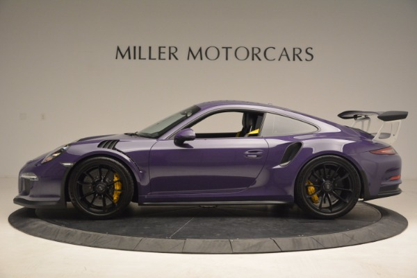 Used 2016 Porsche 911 GT3 RS for sale Sold at Maserati of Westport in Westport CT 06880 3