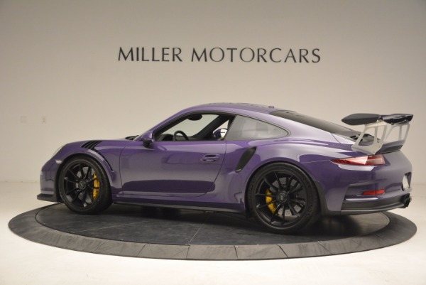 Used 2016 Porsche 911 GT3 RS for sale Sold at Maserati of Westport in Westport CT 06880 4