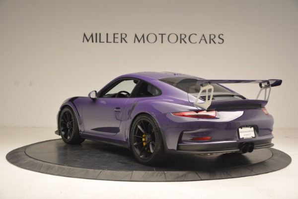 Used 2016 Porsche 911 GT3 RS for sale Sold at Maserati of Westport in Westport CT 06880 5