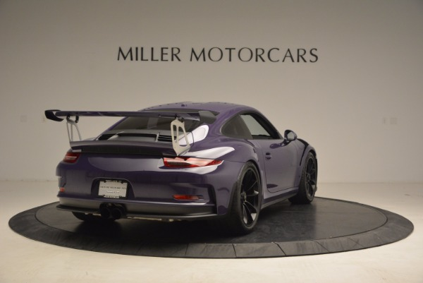 Used 2016 Porsche 911 GT3 RS for sale Sold at Maserati of Westport in Westport CT 06880 7