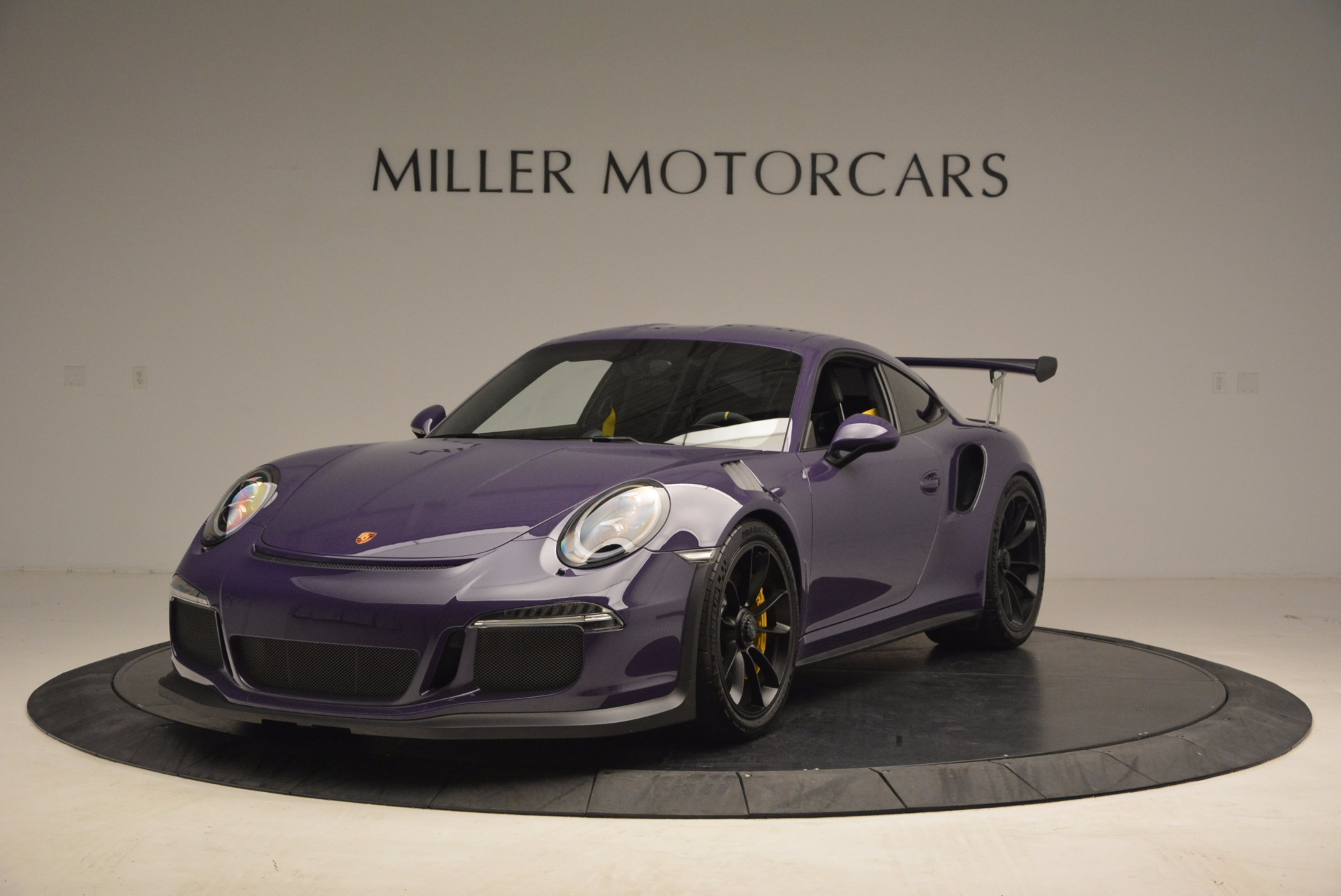 Used 2016 Porsche 911 GT3 RS for sale Sold at Maserati of Westport in Westport CT 06880 1