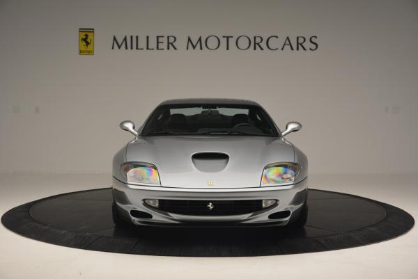 Used 1997 Ferrari 550 Maranello for sale Sold at Maserati of Westport in Westport CT 06880 12