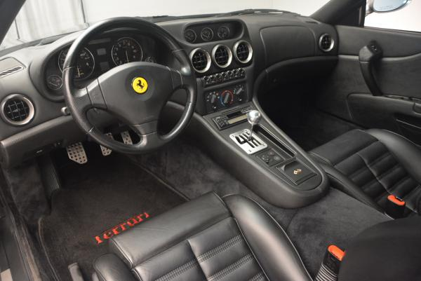 Used 1997 Ferrari 550 Maranello for sale Sold at Maserati of Westport in Westport CT 06880 13
