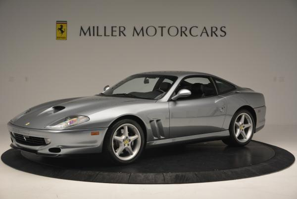 Used 1997 Ferrari 550 Maranello for sale Sold at Maserati of Westport in Westport CT 06880 2