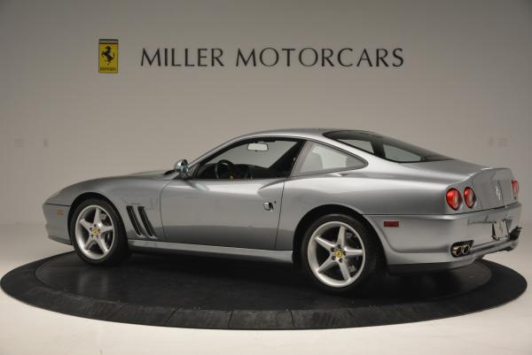 Used 1997 Ferrari 550 Maranello for sale Sold at Maserati of Westport in Westport CT 06880 4