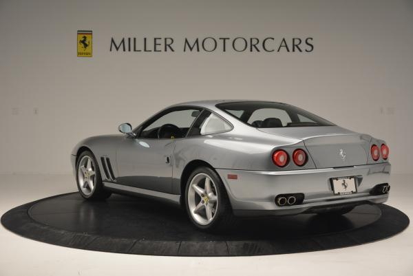 Used 1997 Ferrari 550 Maranello for sale Sold at Maserati of Westport in Westport CT 06880 5