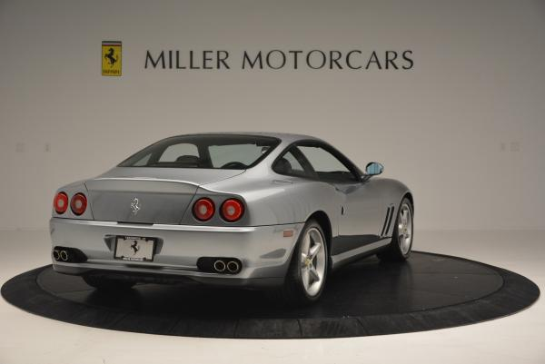 Used 1997 Ferrari 550 Maranello for sale Sold at Maserati of Westport in Westport CT 06880 7