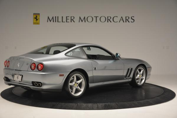 Used 1997 Ferrari 550 Maranello for sale Sold at Maserati of Westport in Westport CT 06880 8