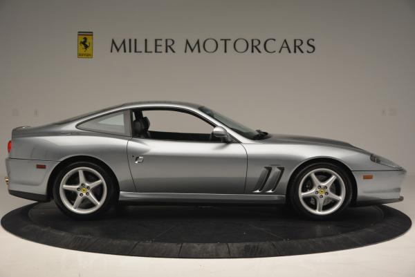Used 1997 Ferrari 550 Maranello for sale Sold at Maserati of Westport in Westport CT 06880 9