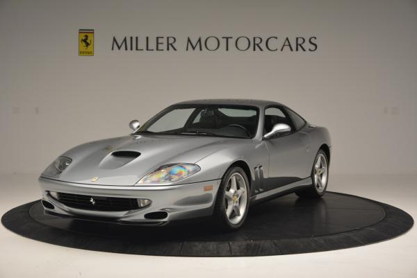 Used 1997 Ferrari 550 Maranello for sale Sold at Maserati of Westport in Westport CT 06880 1