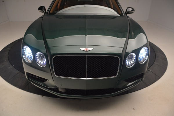 New 2017 Bentley Flying Spur V8 S for sale Sold at Maserati of Westport in Westport CT 06880 16