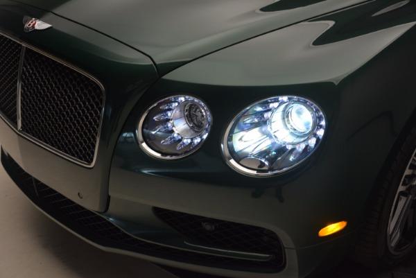 New 2017 Bentley Flying Spur V8 S for sale Sold at Maserati of Westport in Westport CT 06880 17